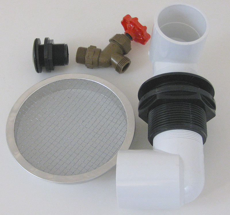 2 inch Internal Overflow Outlet Kit [abpDIY_internal