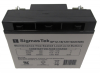TurboRain OEM, 18amp Hour Battery