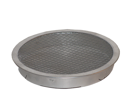 6 Inch Double Screened Vent Rain Water Inlet Abpvl6