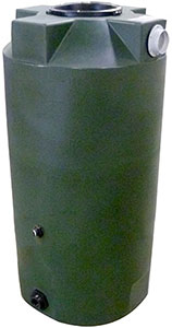 150 gallon poly-mart rain barrel